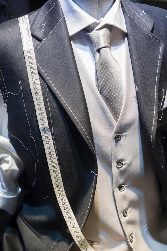Abbigliamento uomo su misura ferrara